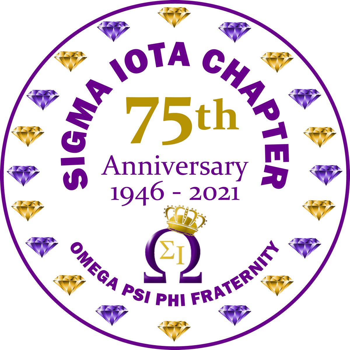 Sigma Iota Chapter 75th Anniversary